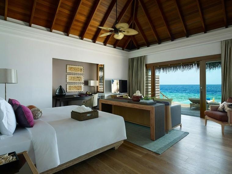 dormitorio-vistas-techos-madera