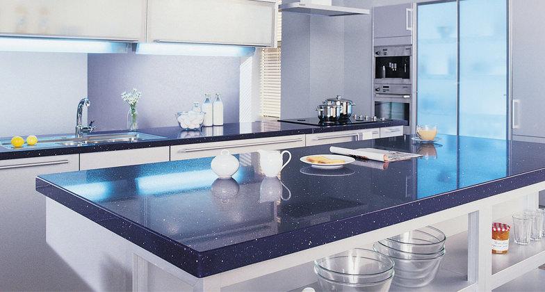black-white kitchen